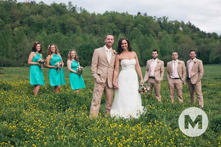 Wedding at the Mitchell River House