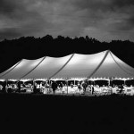 Evening Wedding at the Mitchell River House