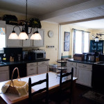 Kitchen of the Mitchell River House