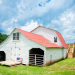 Mitchell River House Barn